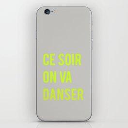 Danser iPhone Skin