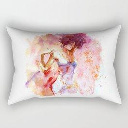 October Rectangular Pillow