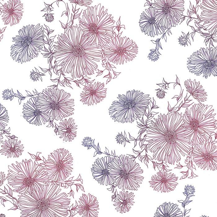 Chrysanthemum Leggings