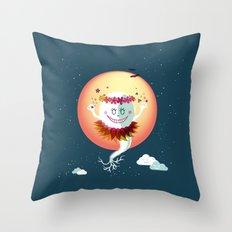 Fiorelina Throw Pillow