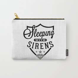 sleeping with sirens logo Carry-All Pouch