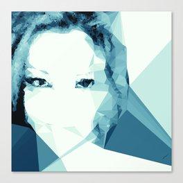 VENUS VITRO I Canvas Print