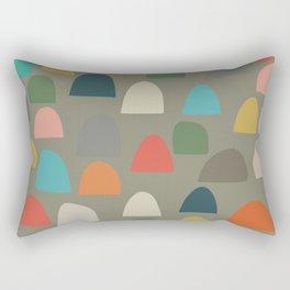 Modern Gumdrops Rectangular Pillow