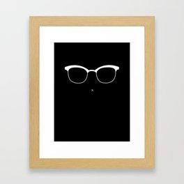 Malcom Framed Art Print