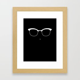 Malcom Framed Art Print