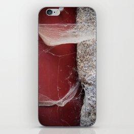 smooth halloween  iPhone Skin