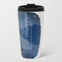 All Of Time And Space Travel Mug