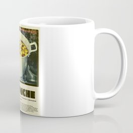 EL PONCHE/Punch traditional mexican drink | photograph vintage style poster design version 1 Coffee Mug