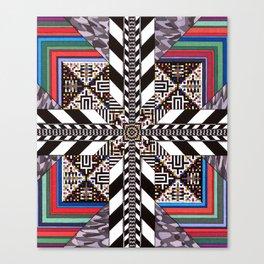 Mind Circuit Canvas Print