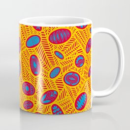 Congo Yellow Coffee Mug