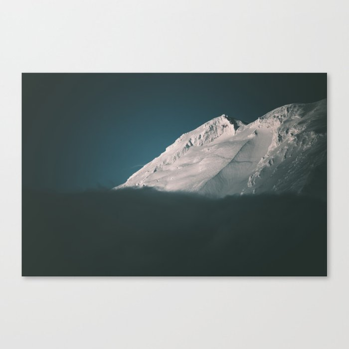 Mount Adams II Canvas Print