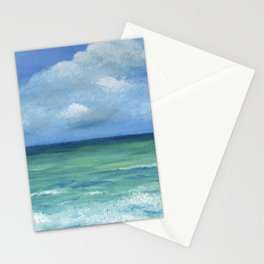 Sea View 273 ocean Stationery Cards