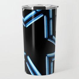 Neon Star Travel Mug