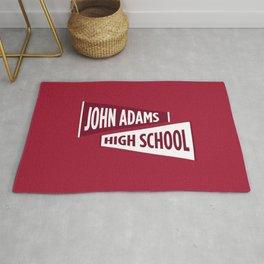 John Adams High School Rug