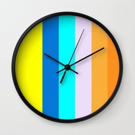 #lifesabeach Wall Clock