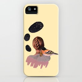 all at once, disappeared iPhone Case