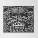 Ouija Board Black by shayneofthedead