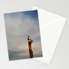 Lone Seagull Stationery Cards