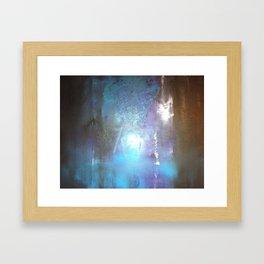 Brain Stem Framed Art Print