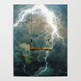 A STORM RAVAGING OUR CHILDREN Poster