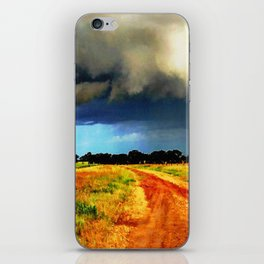 Out back Australia iPhone Skin