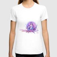 zen T-shirts featuring Zen by garciarts