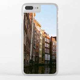 FILM - EXPLORE // XVIII Clear iPhone Case