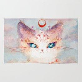 Stargazer Cat : Vision Seeker Rug
