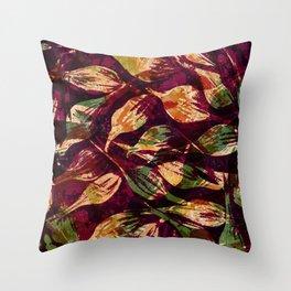 Tassel Sedge Throw Pillow