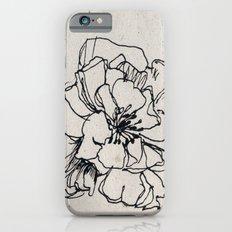 Flower Hairpin iPhone 6s Slim Case