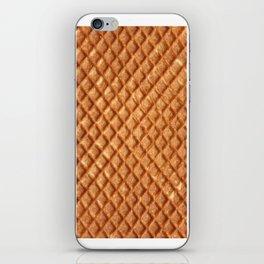 wafer iPhone Skin