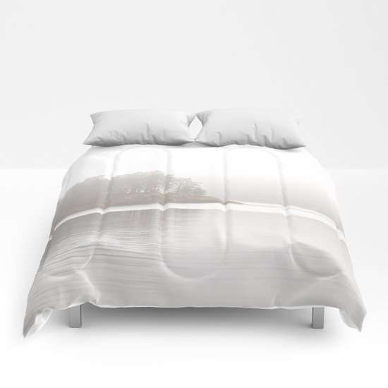 Foggy Crag  Comforters