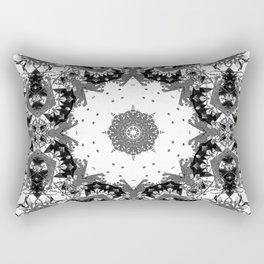 Star Symmetry Rectangular Pillow