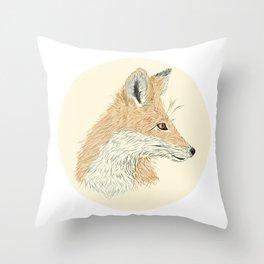 Caught & Framed Throw Pillow