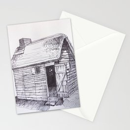 The New World Stationery Cards