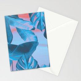Electric blue botanics (everyday 8/365) Stationery Cards