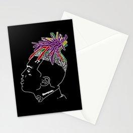 Hip Hop Lover Stationery Cards