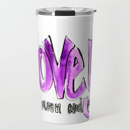I love you (to the moon and back) Travel Mug