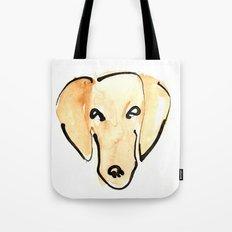 Daschshund Tote Bag