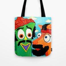 Chumby & Chokey Tote Bag