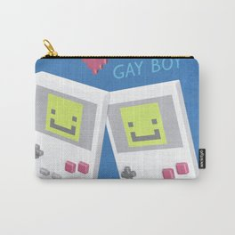 Game Boy Gay Boy Carry-All Pouch