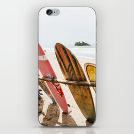 Surfing Day 2 iPhone Skin