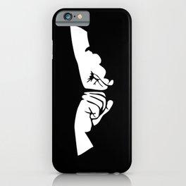 Fist Bump iPhone Case