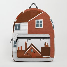 Houses in Kent and Sussex Backpack