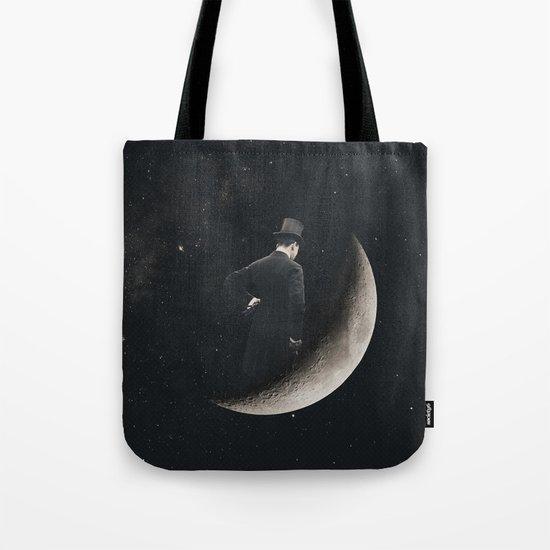 Moon Thinker Tote Bag