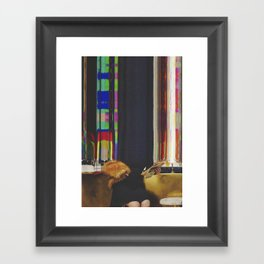 Vogue #10 Framed Art Print