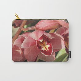 One Orchid on a Line Carry-All Pouch