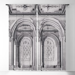 Once at Bethesda Terrace - Central Park NYC Blackout Curtain