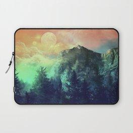 sunset forest 1 Laptop Sleeve