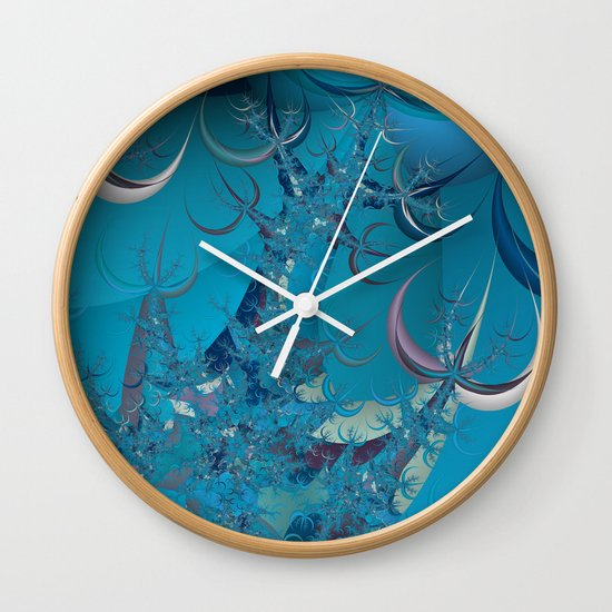 Something Sacred Wall Clock